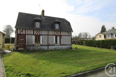 Vente maison Cany Barville • <span class='offer-area-number'>93</span> m² environ • <span class='offer-rooms-number'>5</span> pièces