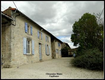 Vente maison Paizay le Chapt • <span class='offer-area-number'>143</span> m² environ • <span class='offer-rooms-number'>11</span> pièces