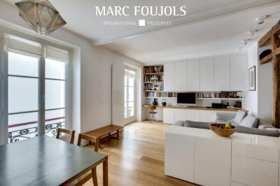 Achat appartement Paris 06 • <span class='offer-area-number'>71</span> m² environ • <span class='offer-rooms-number'>3</span> pièces