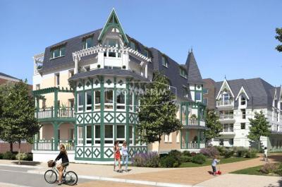 Vente appartement Le Touquet Paris Plage • <span class='offer-area-number'>98</span> m² environ • <span class='offer-rooms-number'>4</span> pièces