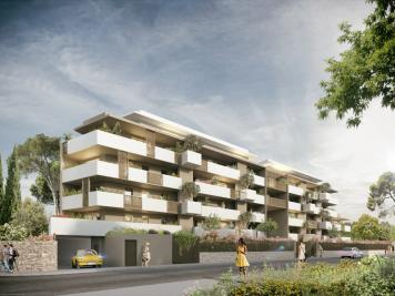 Vente appartement Montpellier • <span class='offer-area-number'>61</span> m² environ • <span class='offer-rooms-number'>3</span> pièces