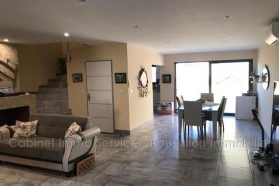 Vente maison Maureillas Las Illas • <span class='offer-area-number'>110</span> m² environ • <span class='offer-rooms-number'>4</span> pièces