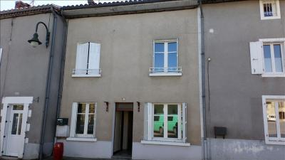 Vente maison Ansac sur Vienne • <span class='offer-area-number'>75</span> m² environ • <span class='offer-rooms-number'>3</span> pièces