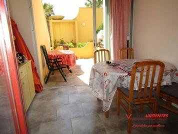 Vente appartement Le Barcares • <span class='offer-area-number'>25</span> m² environ • <span class='offer-rooms-number'>2</span> pièces