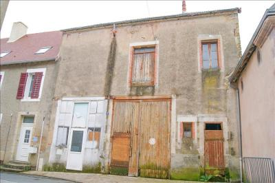 Achat maison Chateaumeillant • <span class='offer-area-number'>60</span> m² environ • <span class='offer-rooms-number'>3</span> pièces