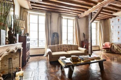 Vente appartement Paris 07 • <span class='offer-area-number'>146</span> m² environ • <span class='offer-rooms-number'>4</span> pièces