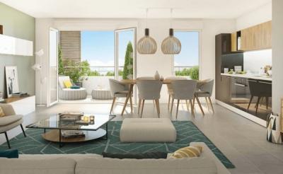Vente maison Eysines • <span class='offer-area-number'>66</span> m² environ • <span class='offer-rooms-number'>3</span> pièces