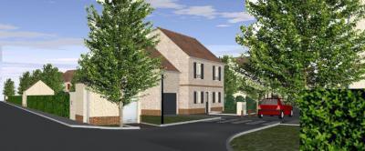 Maison Precy sur Oise • <span class='offer-area-number'>90</span> m² environ • <span class='offer-rooms-number'>4</span> pièces