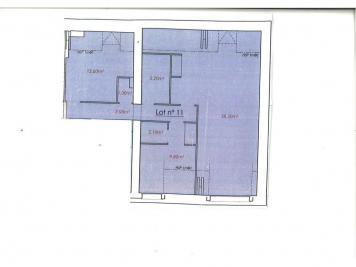 Vente appartement Gap • <span class='offer-area-number'>77</span> m² environ • <span class='offer-rooms-number'>1</span> pièce