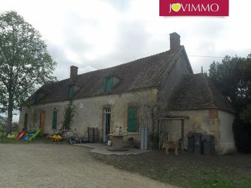Vente maison St Amand Montrond • <span class='offer-area-number'>104</span> m² environ • <span class='offer-rooms-number'>4</span> pièces