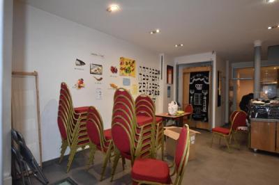 Location commerce Paris 17 • <span class='offer-area-number'>60</span> m² environ