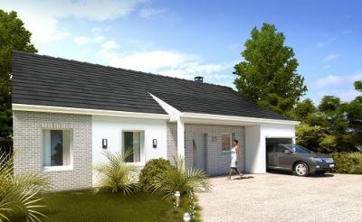 Achat maison+terrain Peronne • <span class='offer-area-number'>88</span> m² environ • <span class='offer-rooms-number'>4</span> pièces