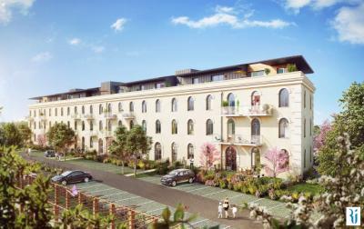 Vente appartement Vernon • <span class='offer-area-number'>87</span> m² environ • <span class='offer-rooms-number'>3</span> pièces