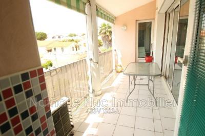 Appartement Canet en Roussillon • <span class='offer-area-number'>77</span> m² environ • <span class='offer-rooms-number'>3</span> pièces