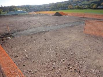 Vente terrain Hurigny • <span class='offer-area-number'>530</span> m² environ