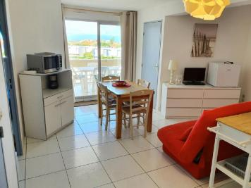 Achat appartement Canet en Roussillon • <span class='offer-area-number'>33</span> m² environ • <span class='offer-rooms-number'>3</span> pièces