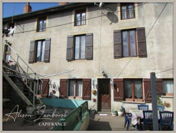 Vente immeuble Paray le Monial • <span class='offer-area-number'>188</span> m² environ