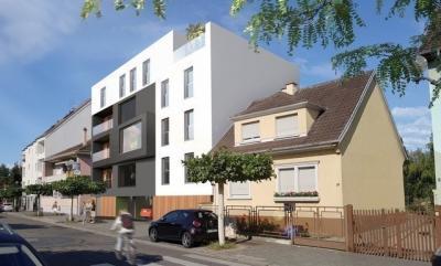 Appartement Riedisheim • <span class='offer-area-number'>48</span> m² environ • <span class='offer-rooms-number'>2</span> pièces