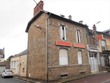 Vente commerce St Hilaire du Harcouet • <span class='offer-area-number'>214</span> m² environ
