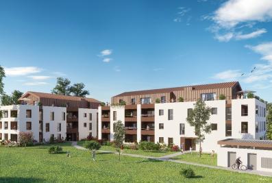 Appartement Villenave d Ornon • <span class='offer-area-number'>43</span> m² environ • <span class='offer-rooms-number'>2</span> pièces