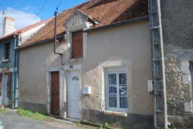Vente maison Cosne Cours sur Loire • <span class='offer-area-number'>50</span> m² environ • <span class='offer-rooms-number'>2</span> pièces