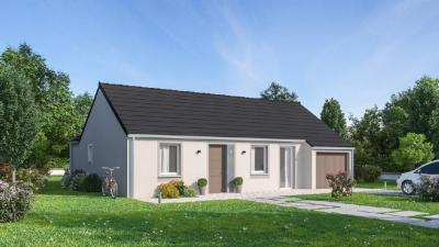 Vente maison+terrain Villeneuve d Ascq • <span class='offer-area-number'>81</span> m² environ • <span class='offer-rooms-number'>3</span> pièces