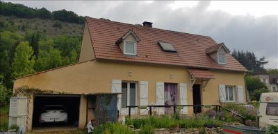 Maison St Martin Labouval • <span class='offer-area-number'>130</span> m² environ • <span class='offer-rooms-number'>4</span> pièces