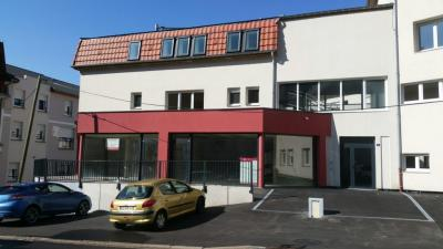 Location commerce Longwy • <span class='offer-area-number'>80</span> m² environ