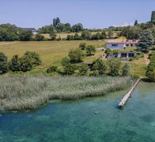 Vente maison avec piscine Chens sur Leman (74140) : 19 annonces  immobilières | Logic-immo