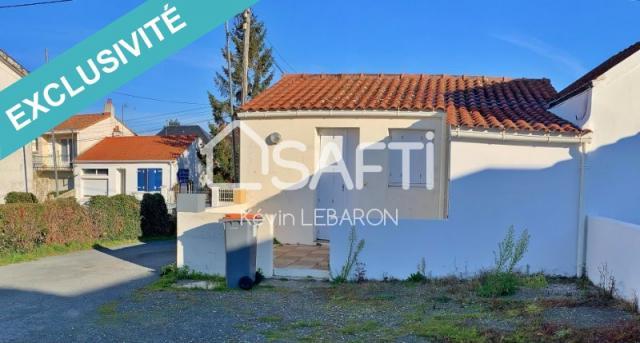 Vente Maison Pas Chere Challans 85300 100 Annonces Immobilieres Logic Immo