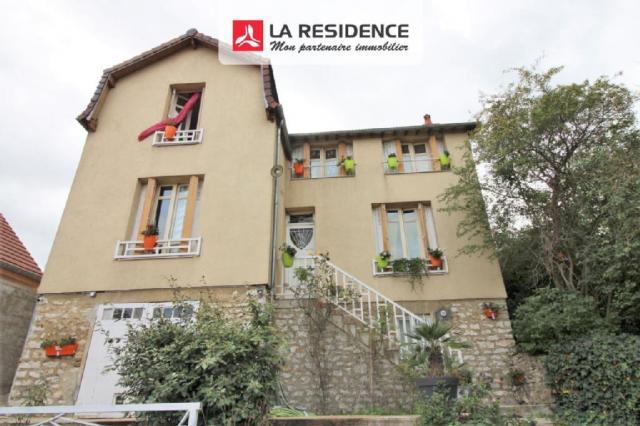 10 annonces de vente de maisons Yvelines (10)  Logic-immo