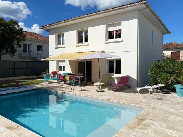 Vente Maison Merignac 33700 190 Annonces Immobilieres Logic Immo