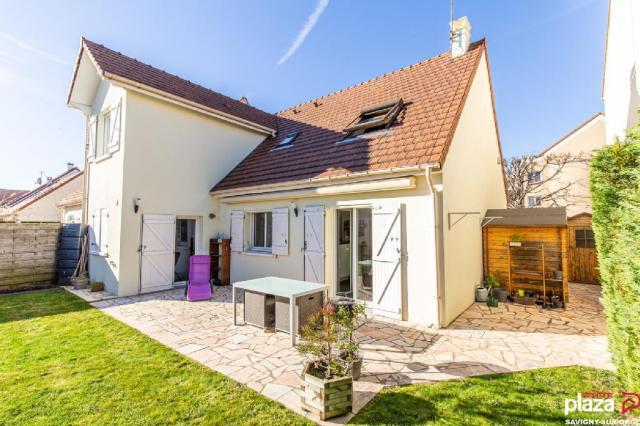 Vente Maison 5 Pieces Savigny Sur Orge 91600 40 Annonces Immobilieres Logic Immo