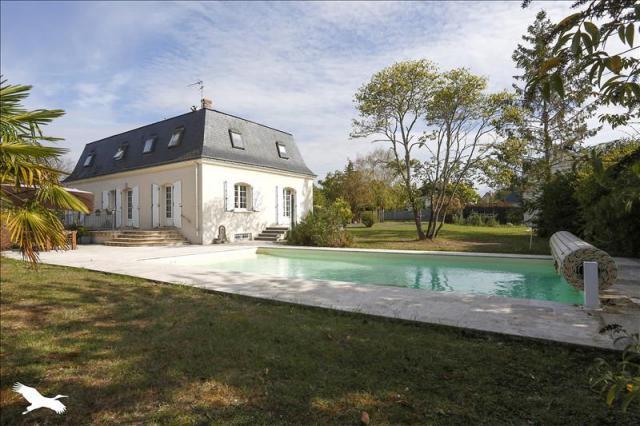 Vente Maison Avec Jardin Chambray Les Tours 37170 1 Annonce Immobiliere Logic Immo