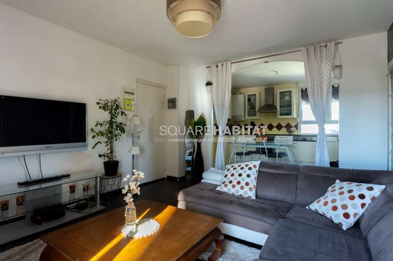 Appartement 60m² 3 pièces