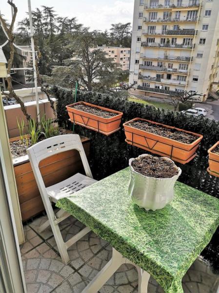 Appartement Romans sur Isere • 57 m² environ • 3 pièces