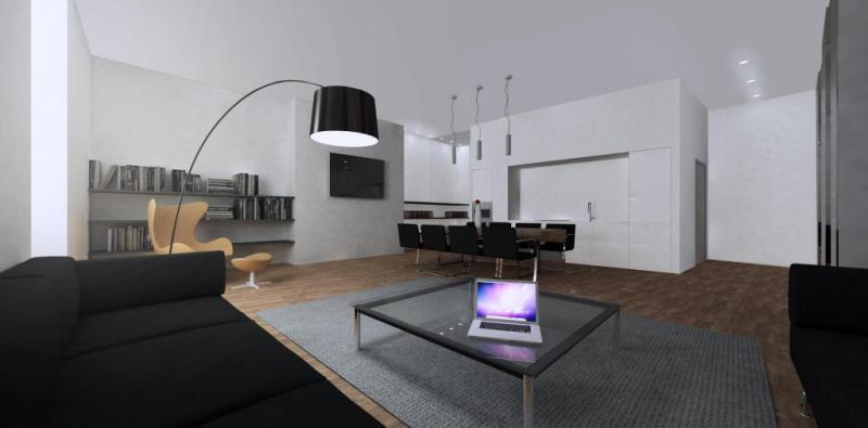 Appartement Montmaur • 124 m² environ • 4 pièces