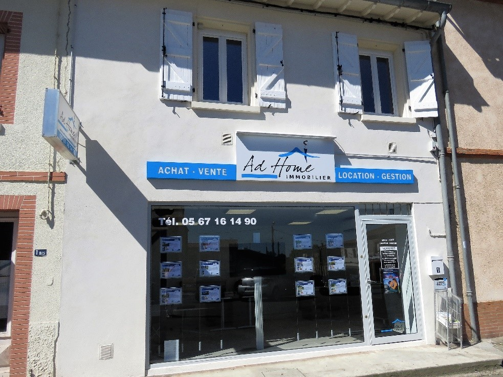 AD HOME IMMOBILIER