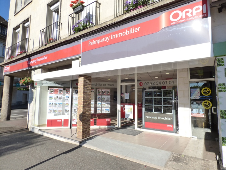ORPI PAIMPARAY IMMOBILIER LES ANDELYS
