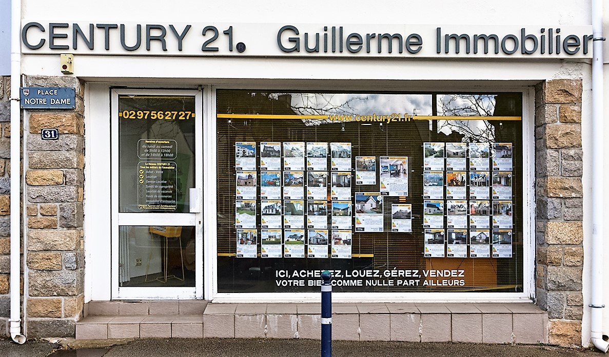 CENTURY 21 GUILLERME IMMOBILIER