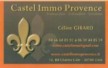 CASTEL IMMO PROVENCE