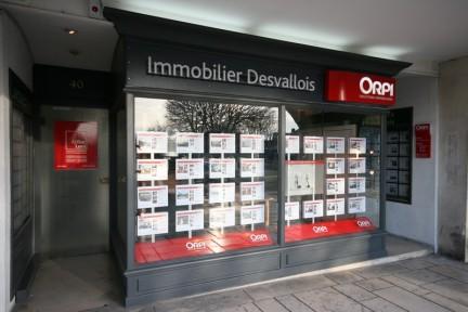 ORPI IMMOBILIER DESVALLOIS