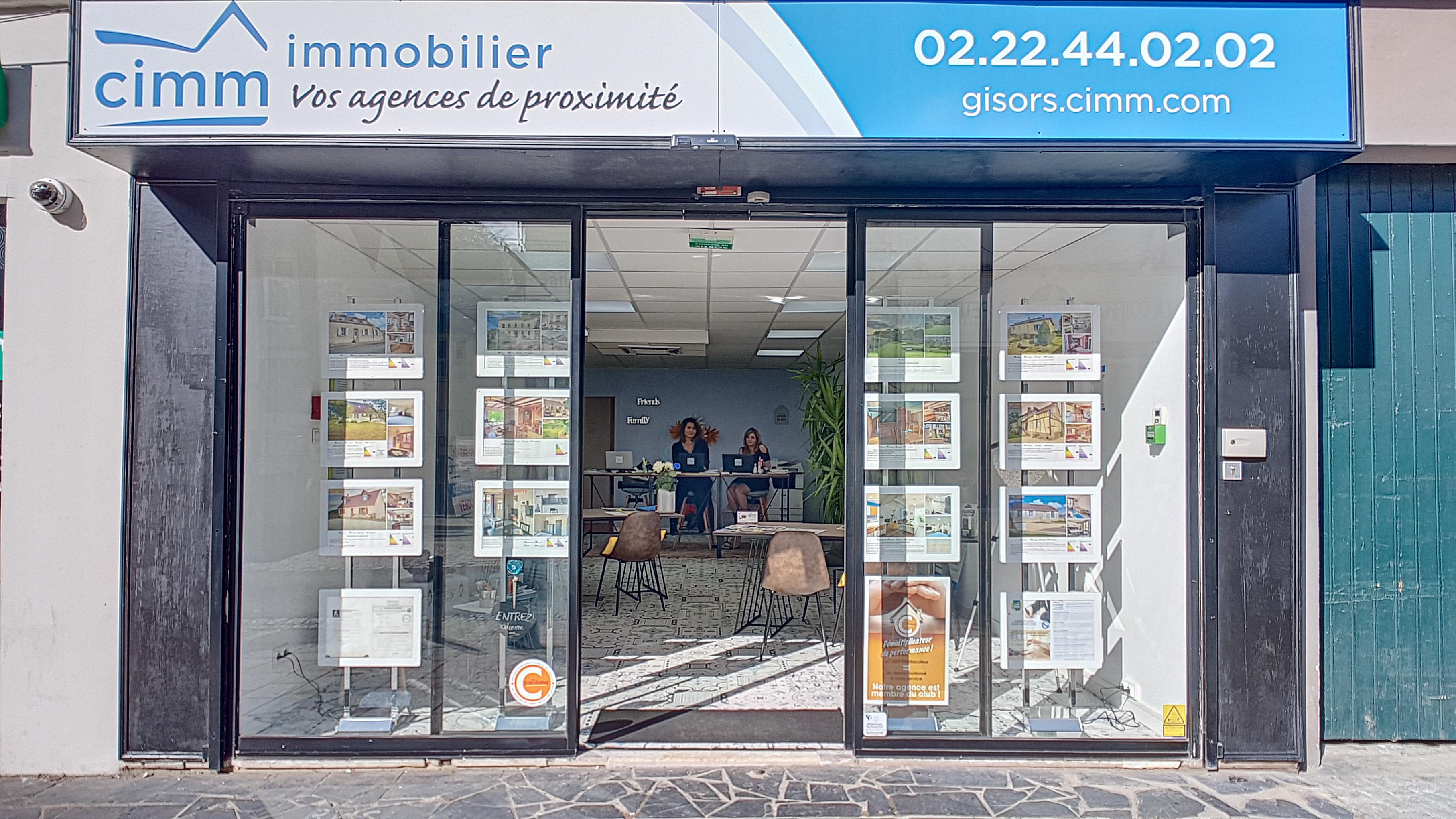 CIMM Immobilier GISORS