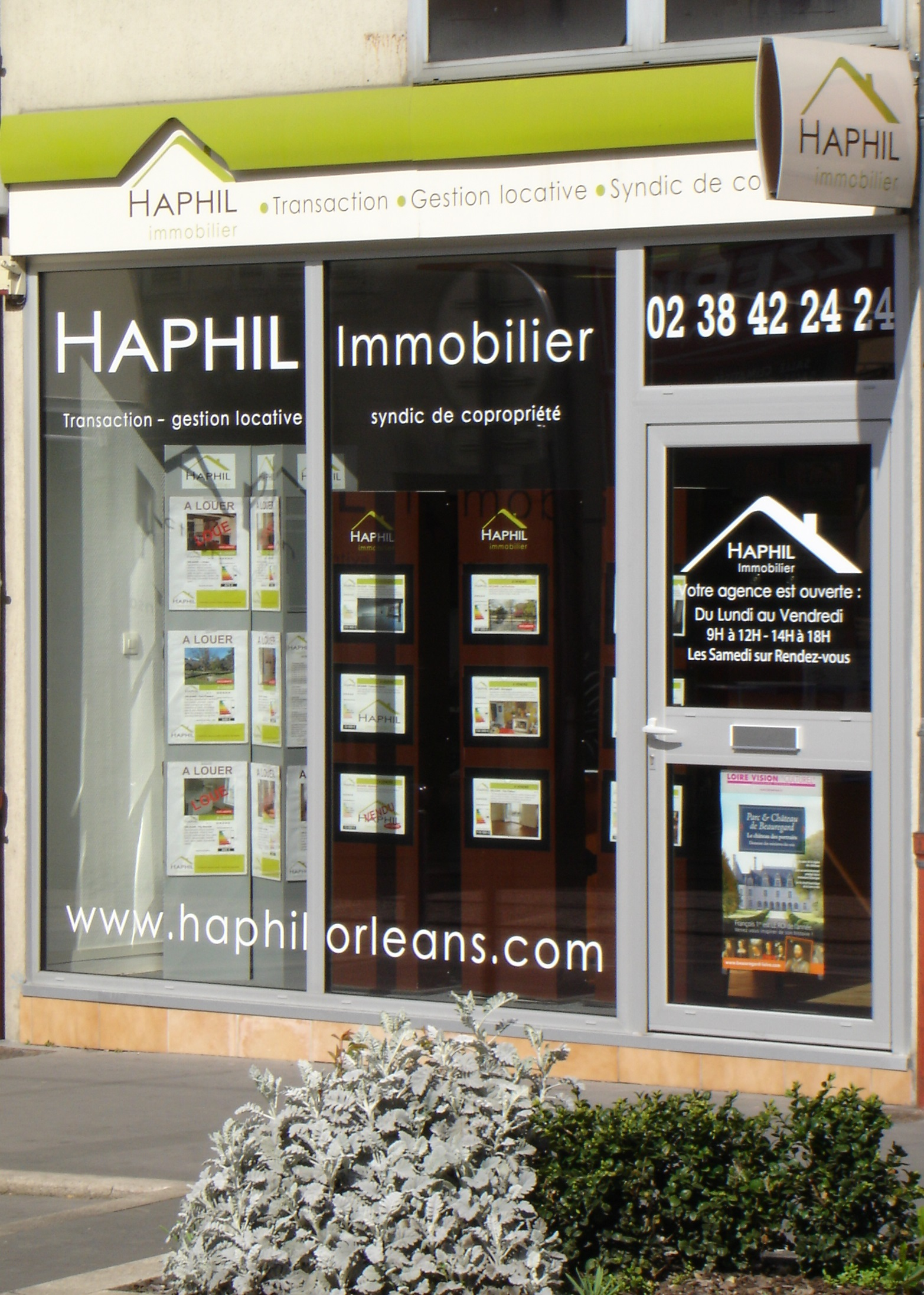 HAPHIL IMMOBILIER