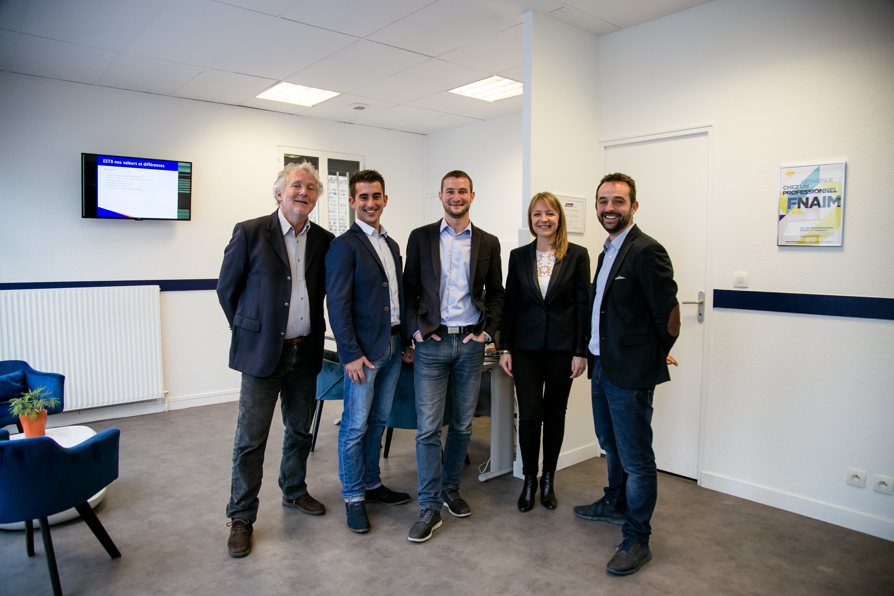 AGENCE IMMOBILIERE EST 8