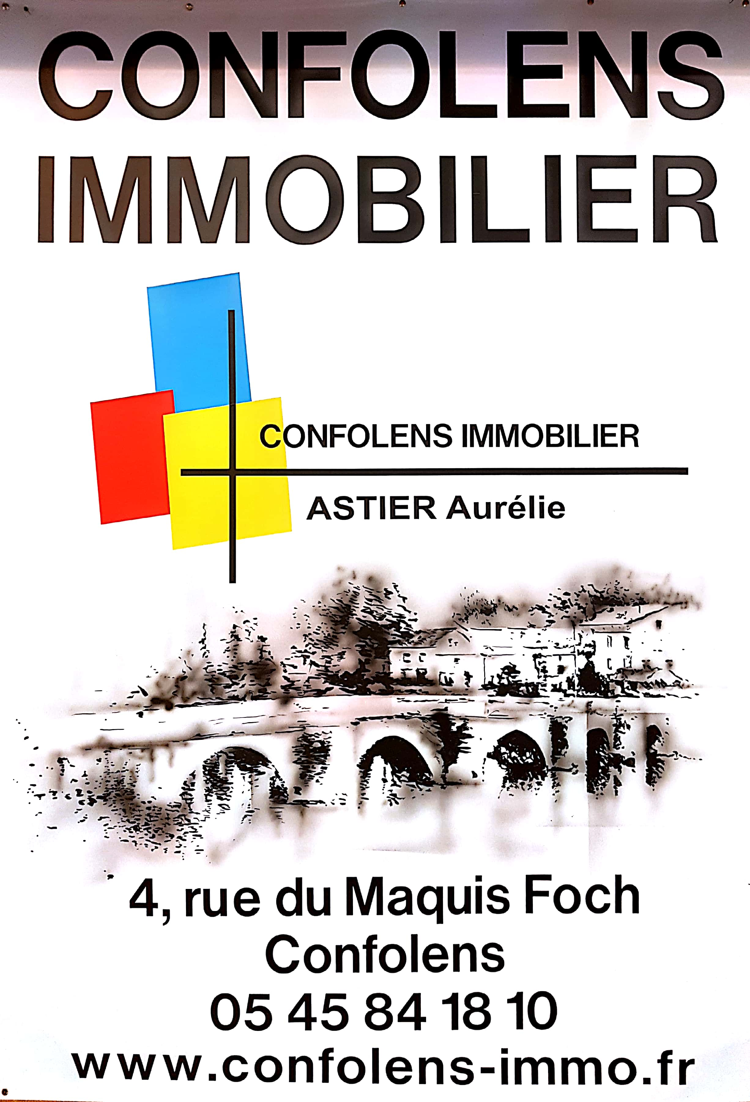 CONFOLENS IMMOBILIER