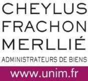 CABINET CHEYLUS-FRACHON-MERLLIE