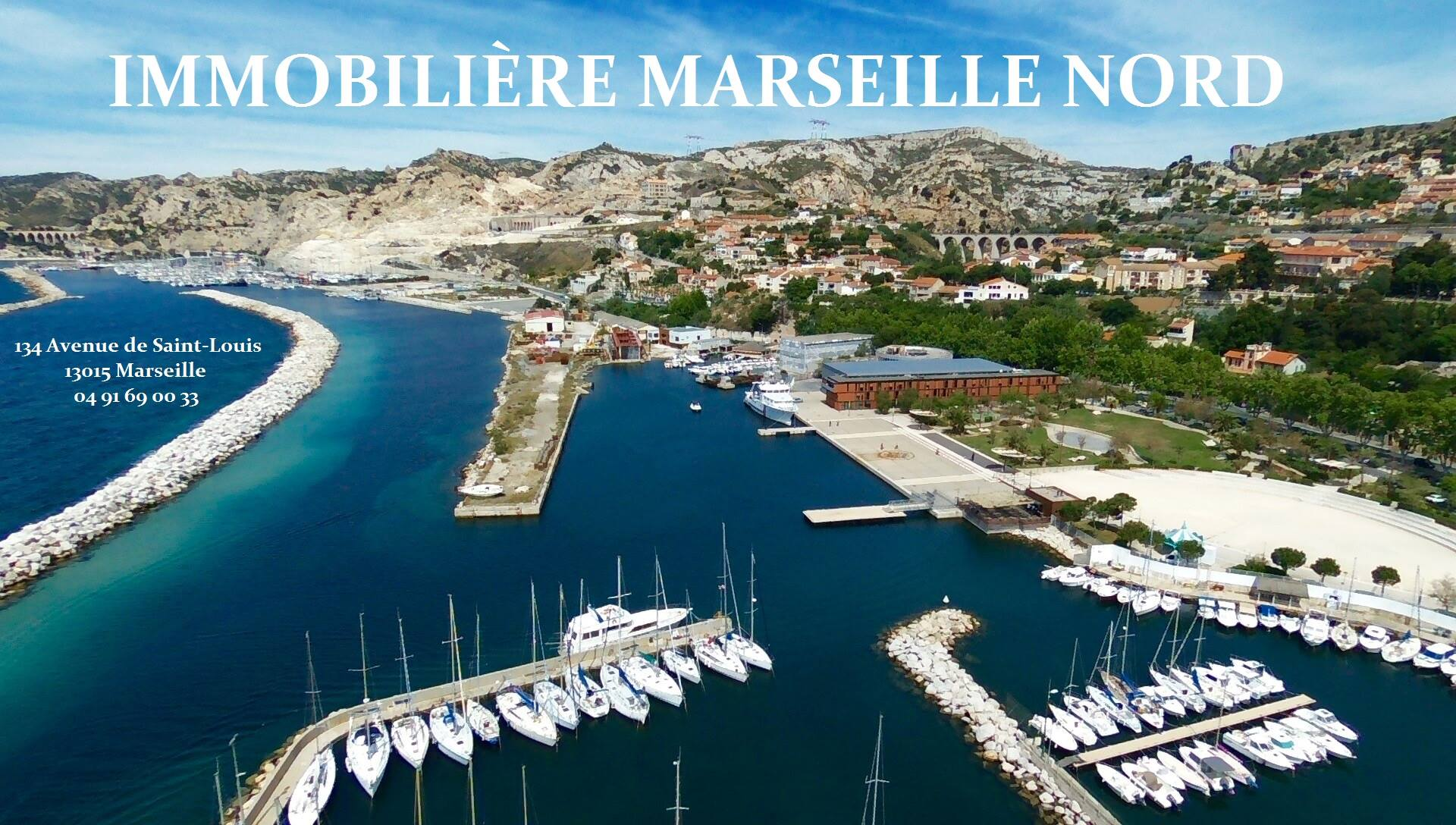 IMMOBILIERE MARSEILLE NORD