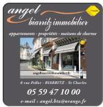 angel biarritz immobilier