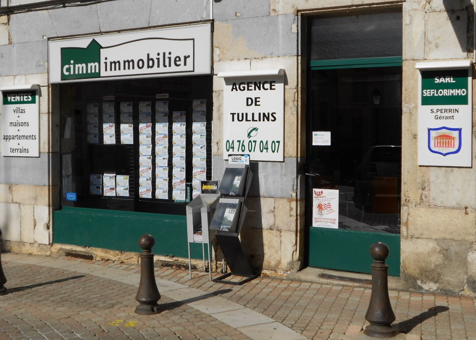 CIMM IMMOBILIER - TULLINS